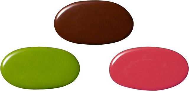 画像: 2.チョコレートソース:2種類(セミスイート+1種類選択)