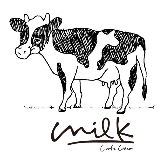 画像: 日本初! 生クリーム専門店 Milk
