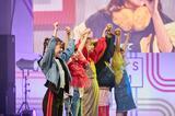 画像1: Little Glee Monsterが本イベントのために書き下ろした新曲「COLORS」を披露! ガルチュンオールスターズ出演のスペシャルムービーもお披露目されました!