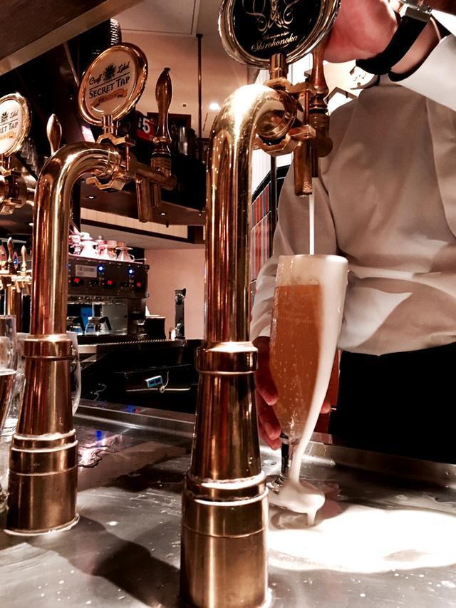 画像2: 注目は、ここでしか飲めないクラフトビール!