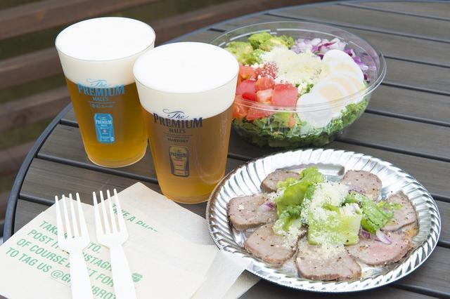 画像: 羽鳥慎一アナと宇賀なつみアナがビールに合うメニューを開発!?