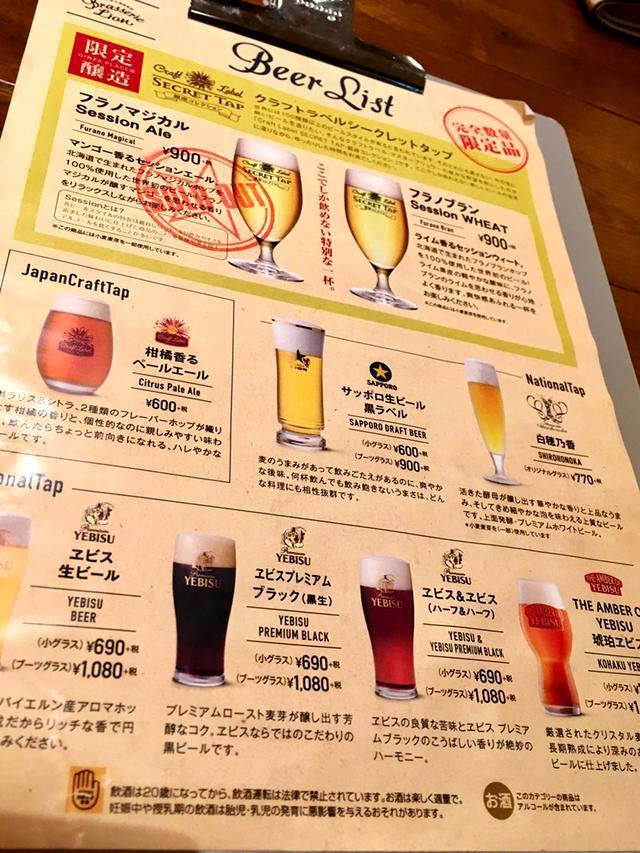 画像1: 注目は、ここでしか飲めないクラフトビール!