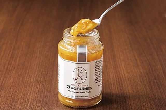 画像: 【3アグリュームス】 3アグリュームはアグリューム(柑橘類)のもつ独自の甘さとマーマーレードの苦みをあわせた大人好みの味付けになっています。