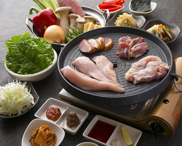 画像2: 大阪の鶏専門店「北新地鳥屋」で新名物『鶏ギョプサル』を喰らう!
