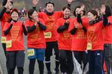 画像3: マラソン×デザートビュッフェ!?給水所で食べ放題!