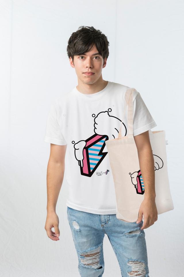 画像: Tシャツとトートバックは売り切れる前にゲットしよう!