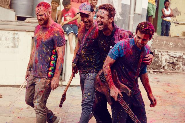 画像2: SAMSUNG VRのVRプラットフォームで、人気バンド「Coldplay」 360度ライブを体感しよう!