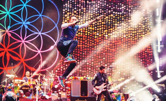 画像1: SAMSUNG VRのVRプラットフォームで、人気バンド「Coldplay」 360度ライブを体感しよう!