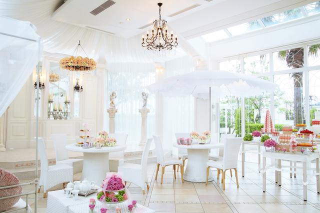 画像5: 大人かわいいフォトジェニックな邸宅で楽しむ、一日限定のデザートブッフェ!『アリスのハロウィンパーティー』開催