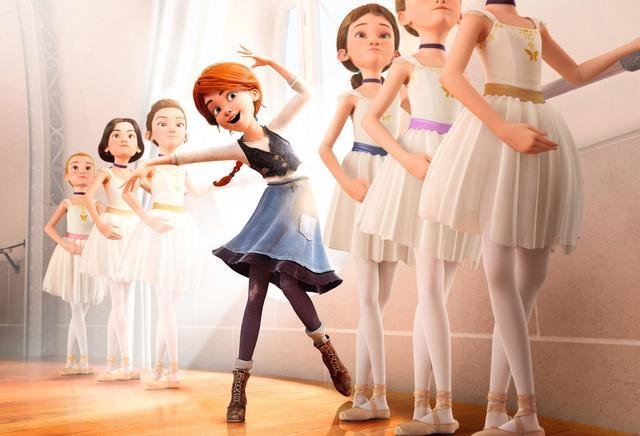 画像: 『フェリシーと夢のトウシューズ』メイン画像 (C)2016 MITICO - GAUMONT - M6 FILMS - PCF BALLERINA LE FILM INC.