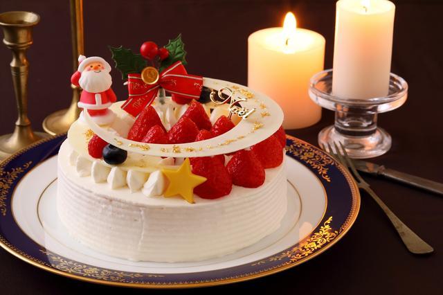 画像2: 風呂敷で包まれたクリスマスケーキが登場!