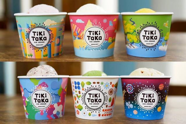 画像: 6種類のイラストカップもかわいいですね!