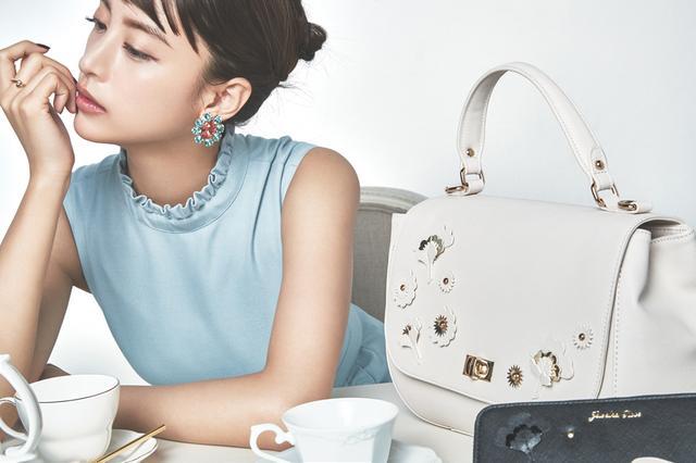 画像3: レディースバッグブランド『Jewelna Rose』新ミューズに山本美月さん!