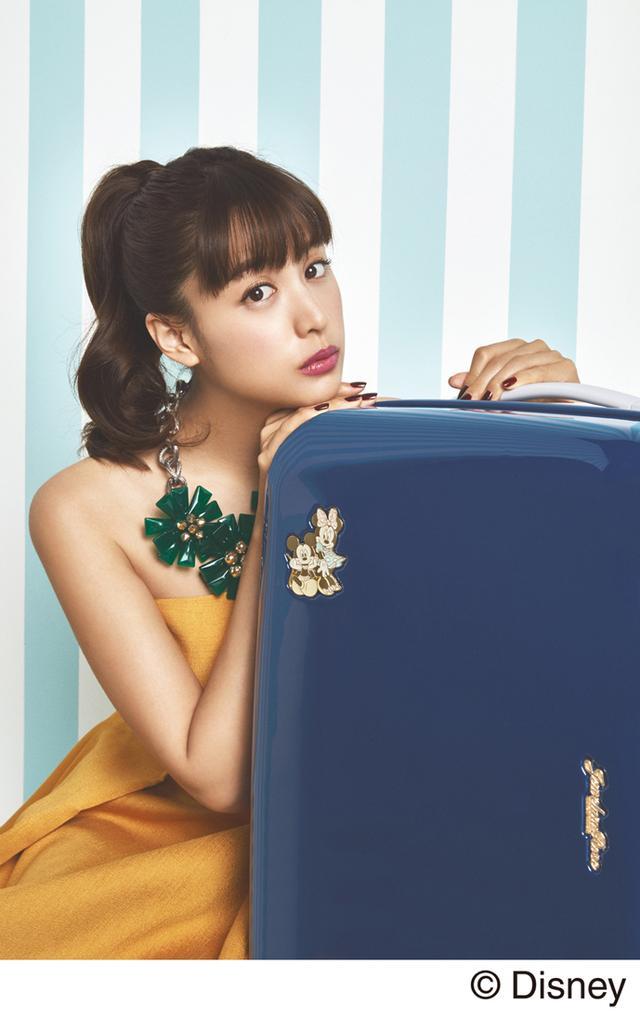 画像2: レディースバッグブランド『Jewelna Rose』新ミューズに山本美月さん!