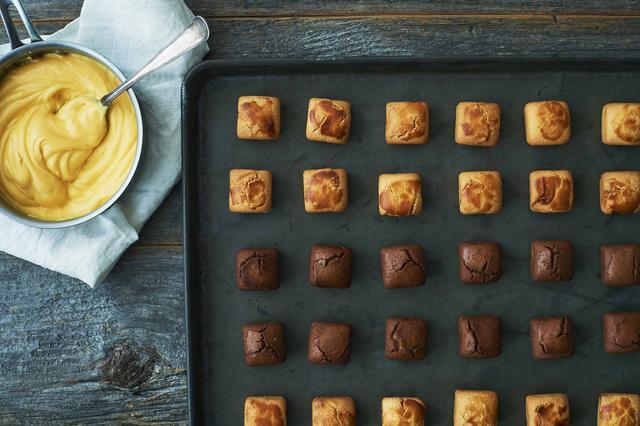 画像1: カスタードを焼菓子にしたトーキョースタイルのスイーツ登場