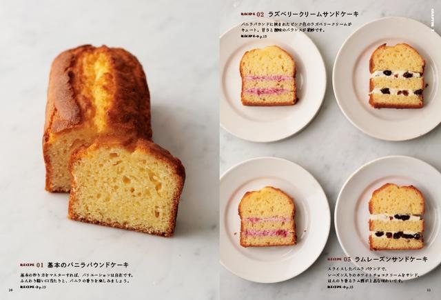 画像2: パウンド型ひとつで、50種類のケーキができる!