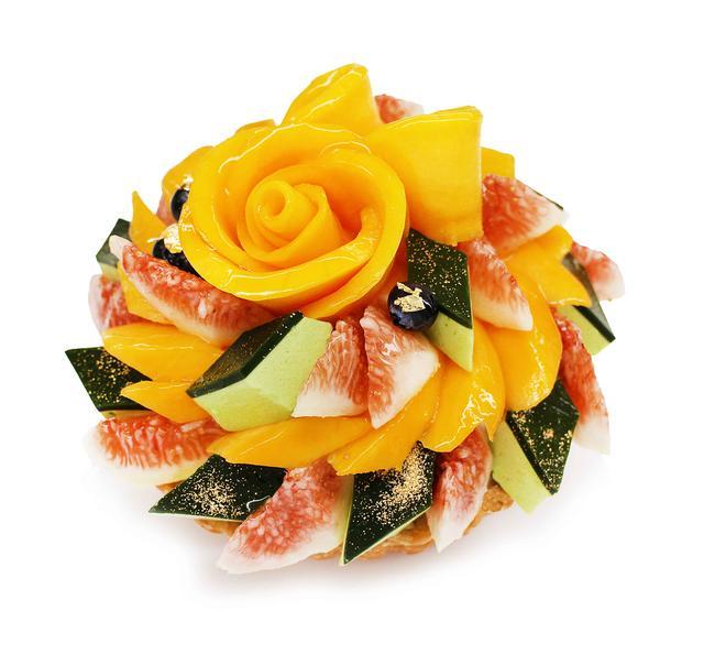 画像: 敬老の日、「ありがとう」の気持ちを込めたフルーツの花束を