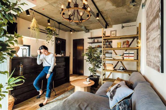 画像: ◆CASE 17 新宿 アン・カフェ・シルブフレ。 -マイルーム。それは世界で一番居心地の良いカフェのことを指す(のかもしれない)。