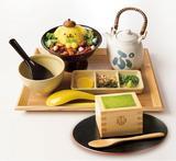 画像: どえりゃあ絶品!名古屋ご当地!ポムポムプリンのひつまぶし+宇治抹茶のティラミス
