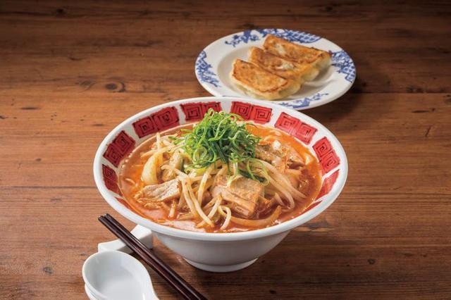 画像: 札幌味噌ラーメン