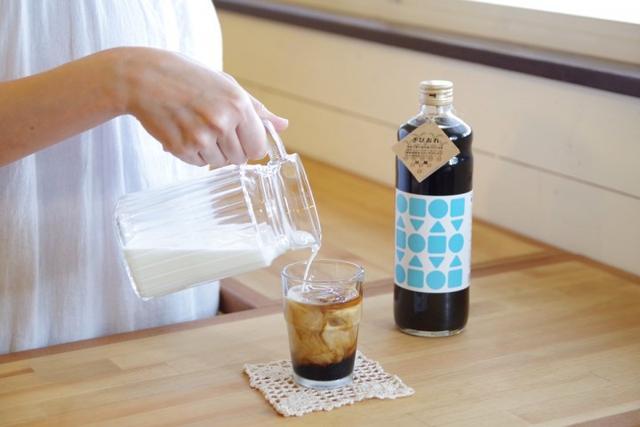 画像1: 自家焙煎のスペシャリティコーヒーと奄美群島産さとうきびを原料にしたシンプルな無添加素材のカフェオレベース飲料