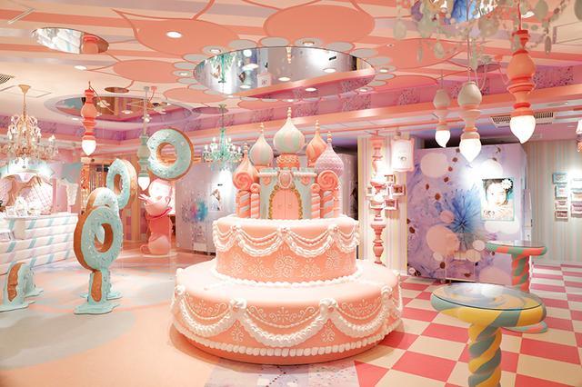 """画像1: """"世界一かわいい""""プリのお店『moreru mignon』フォトジェニックな店舗を一挙公開!"""