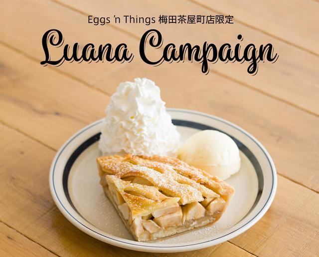 画像: 価格:『ホームメイドアップルパイ』930円(税別) 『Pie & Café Set』1,200円(税別)※コナコーヒーブレンド/アールグレイティーからお選び頂けます。