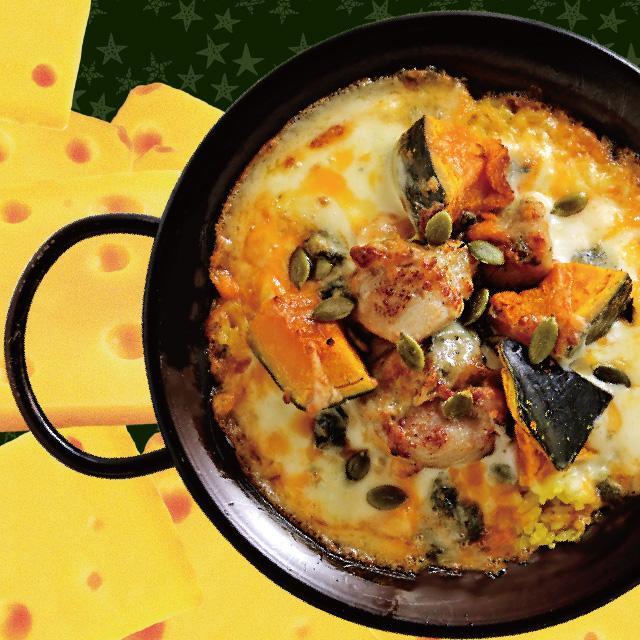 画像2: とろ~りチーズづくしの秋限定メニュー