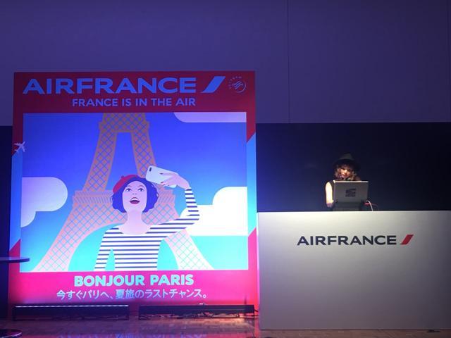 画像2: 大盛り上がりのフランス旅行が当たる抽選会!