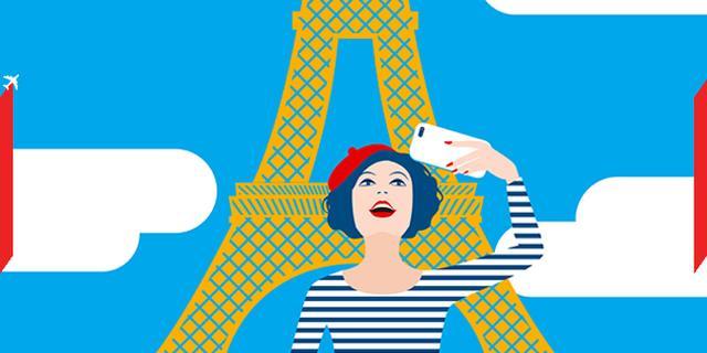 画像3: 大盛り上がりのフランス旅行が当たる抽選会!