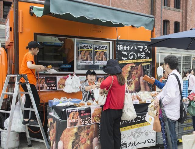 画像: 『パンのフェス2017 秋 in 横浜赤レンガ』髙久製パン(c)パンのフェス