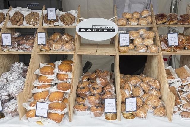 画像: 『パンのフェス2017 秋 in 横浜赤レンガ』THE CITY BAKERY New York(c)パンのフェス