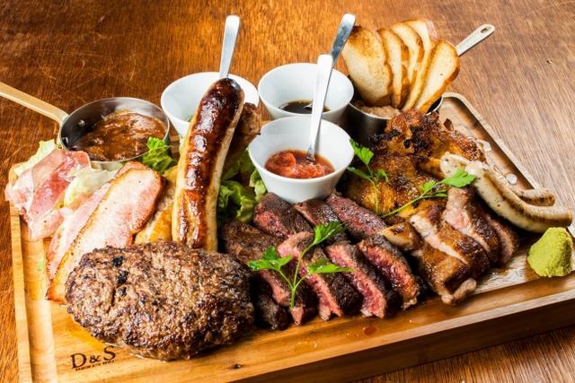 画像: Instagramで大人気!撮影率100%の総重量1kg全10種の肉盛り「ニックビレッジ」