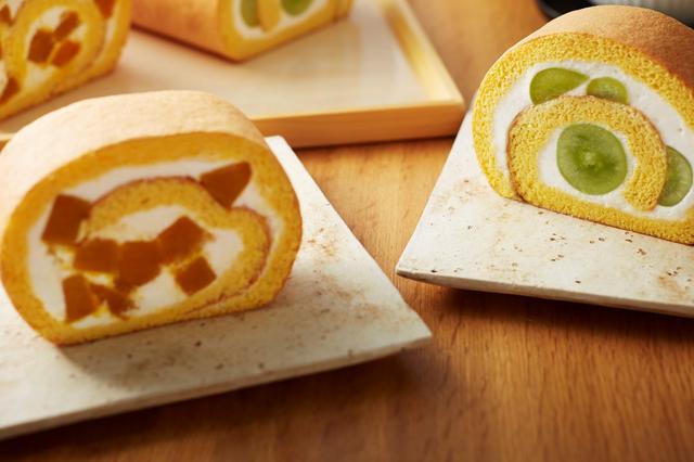 画像: ハイアット リージェンシー 京都が贈る最高品質フレッシュフルーツの「プレミアム ロールケーキ」