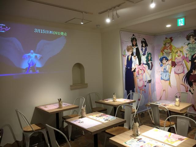 画像2: 【試食レポ】25周年プロジェクト『セーラームーンカフェ2017』に潜入!