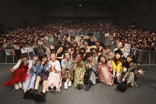 画像: 夢のガールズイベント「mer fes.2017」が開催!