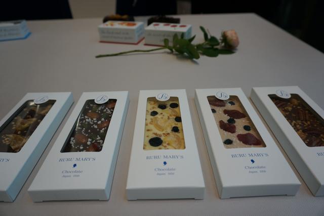 画像1: 見た目にワクワクするチョコレート ショコラタブレット