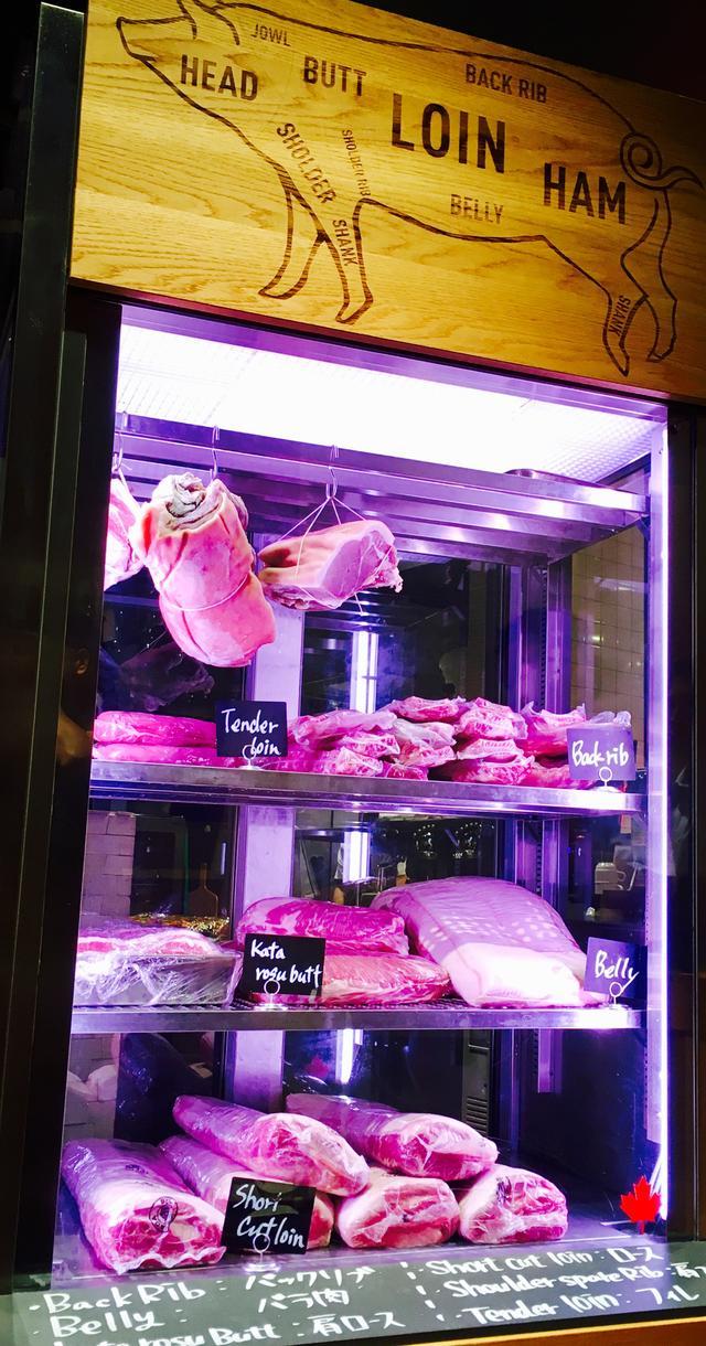 画像2: 代官山のオシャレ空間でいただく、贅沢ポークのお味とは?!
