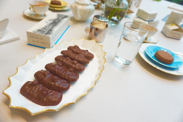 画像: チョコとクッキー生地の極上バランス ショコラサブレ
