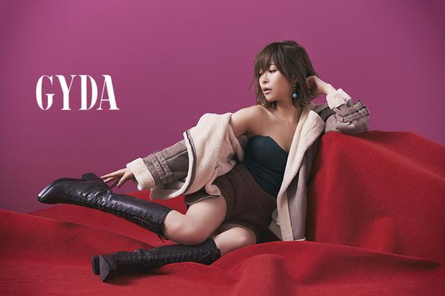 画像1: 指原莉乃さんが「GYDA」のカタログモデルに!