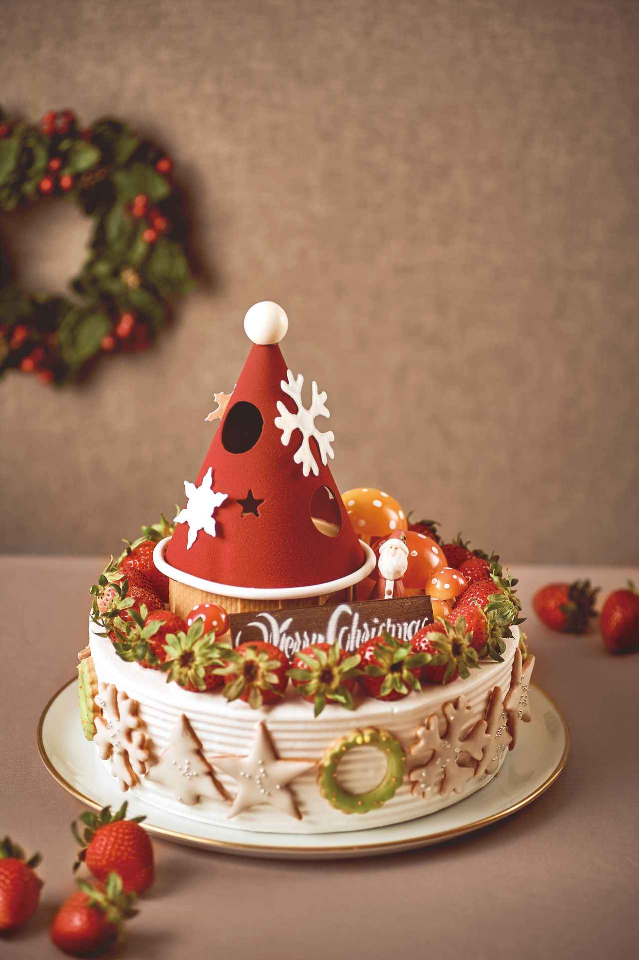 画像1: クリスマスケーキ ※要予約