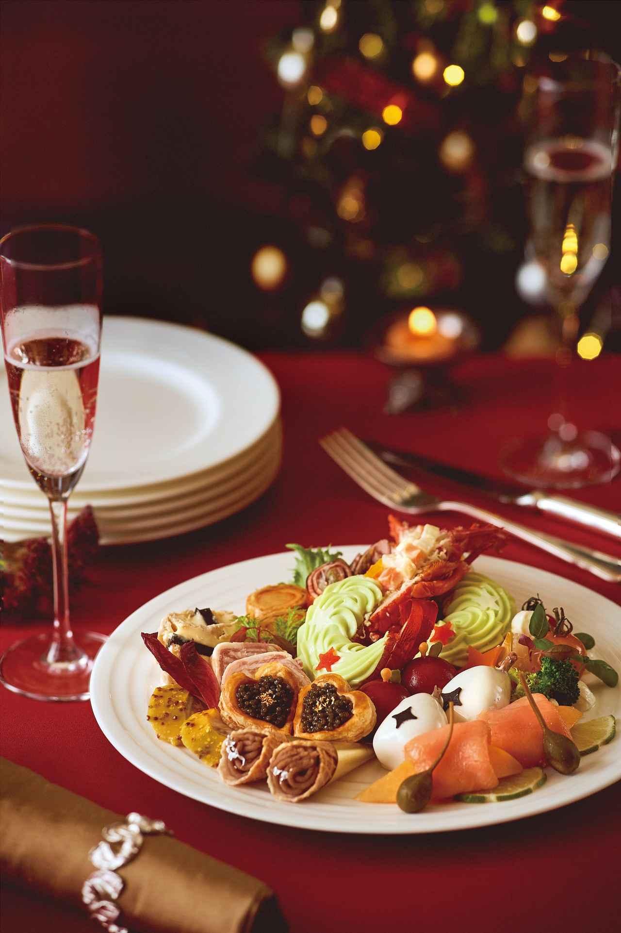 画像1: クリスマスオードブル・ディナーセット ※要予約
