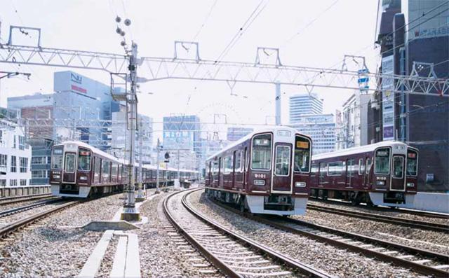 画像: 阪急電鉄 鉄道 駅ナカ 沿線おでかけ情報