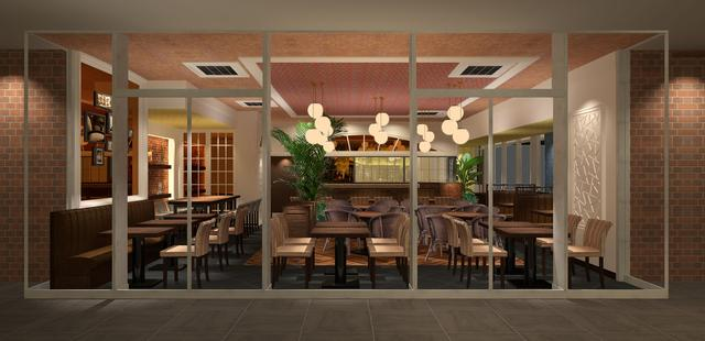 画像2: 西海岸のビーチ・海風・陽光をイメージしたタイ料理レストラン 「Gin Khao」が赤坂にオープン!