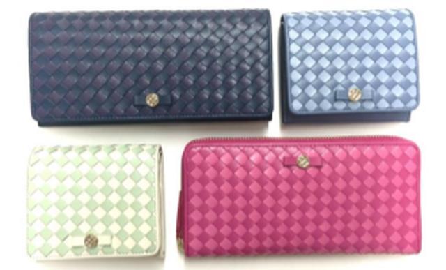 画像1: marie claire PARIS 財布ラインナップ