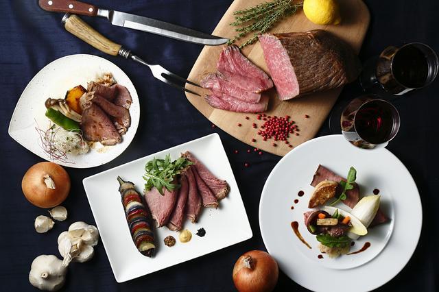 """画像: お料理を自分好みにカスタマイズ。『あなたの""""食べたい""""が叶う、カスタムメイド・ビュッフェ』"""