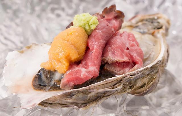 画像1: 肉好きも牡蠣好きも集合!