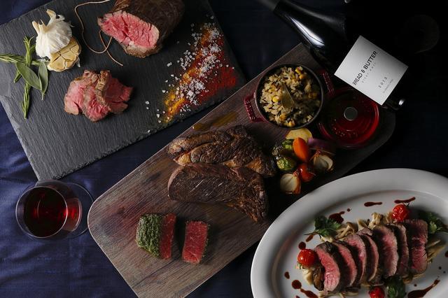 画像: <お肉料理もカスタマイズ!> お肉料理も食べ合わせにより、何通りもの美味しさを。お好きなコンディメントで味わうのはもちろん、お野菜や他メニューとのおすすめカスタマイズ方法も紹介。