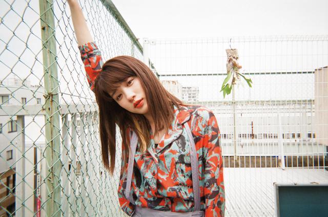 画像: 永野芽郁 1999年9月24日生まれ。東京都出身。AB型。映画「俺物語!!」、ドラマ「こえ恋」(テレビ東京系)、映画「ミックス。」(10/21公開)などに出演。NHK連続テレビ小説「半分、青い。」('18年4月~)でヒロインを務める。