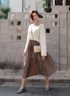 画像: [DHOLIC:ディーホリック]レディースファッション通販 最新トレンドのワンピース カーディガン トップス シューズ スカート パンツ 小物 ストール 水着